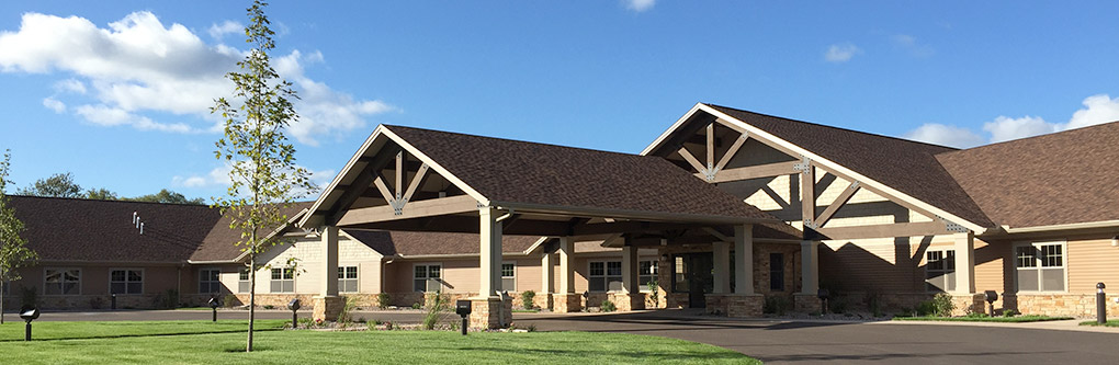 Negaunee MI senior living community